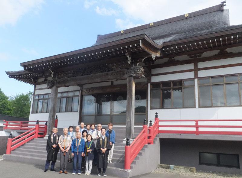 石山の善住寺様